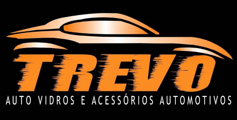 Logo Auto Vidros Trevo
