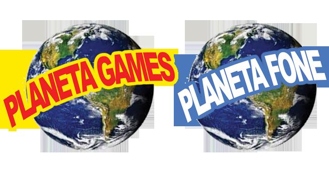 Logo Planeta Games