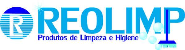 Logo Reolimp Produtos de Limpeza